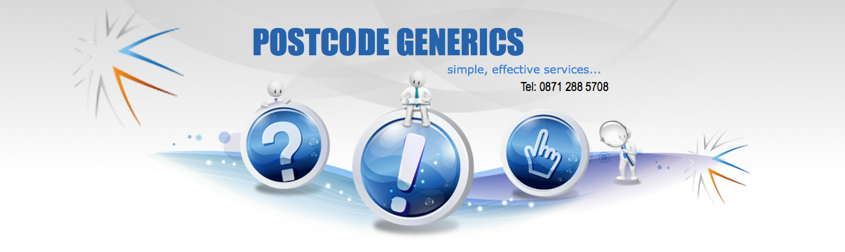 Intelligent Web Solutions Postcode Generics