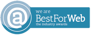 Best for web award 2014, Intelligent Web Solutions Ltd